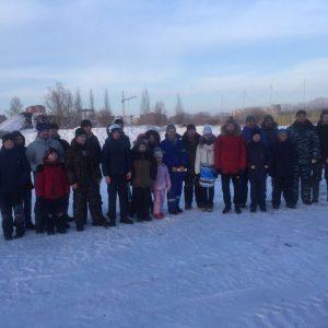 XXII открытый кубок г.о. Тольятти по авиамодельному спорту