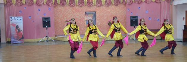 XIII Открытый фестиваль-конкурс восточного и характерного  танца «Живи, танцуя!»