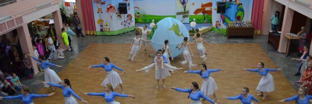Фестиваль современного танца «Свободный полет»