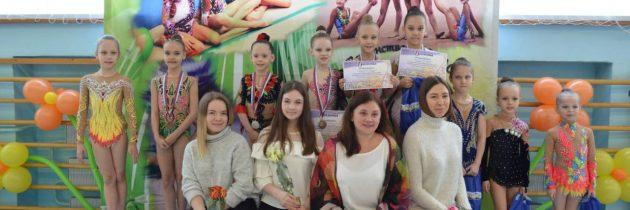 Открытый турнир МБОУ ДО «ДДЮТ» по художественной гимнастике «Ладошки»