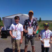 Чемпионат и Первенство Приволжского Федерального округа в классе кордовых пилотажных моделей F2B