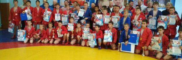 XXV традиционный турнир по самбо «Мемориал Владимира Акоева»