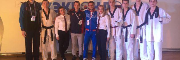 Тольяттинцы выиграли «Кубок посла республики Корея» по тхэквондо