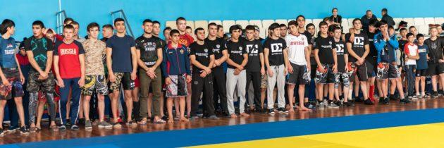 Открытый кубок и первенство Пензенской области по MMA