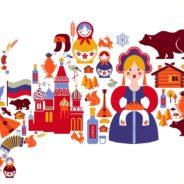 Выставка работ декоративно-прикладного творчества «Символы великой России»