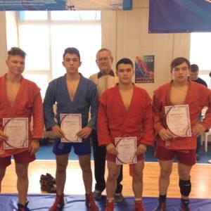 Чемпионат и Первенство Самарской области по самбо