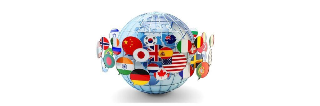 эмблема Международное сотрудничество